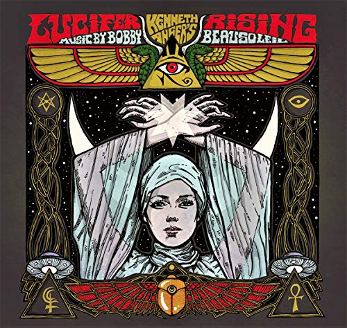 Lucifer Rising Soundtrack Bobby Beausoleil