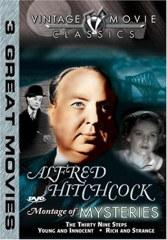 Alfred Hitchcock Montage Of My Hitchocock Alfred Clr Nr 3 On 1