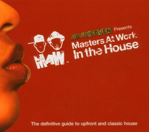 Masters At Work In The House Soul Heaven 3 CD Set