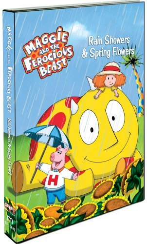 Rain Showers & Spring Flowers Maggie & The Ferocious Beast Nr