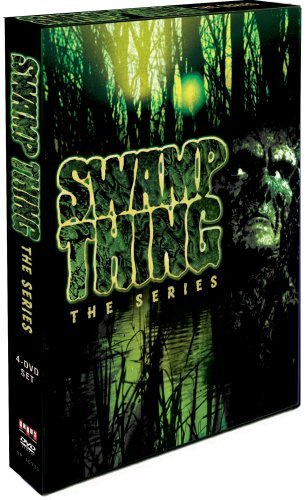 Swamp Thing Swamp Thing Seasons 1 2 Nr 4 DVD