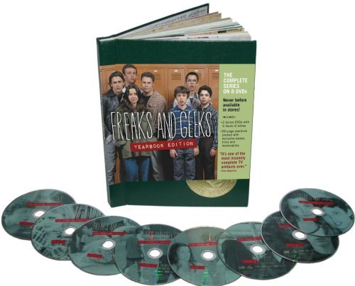 Freaks & Geeks Yearbook Edition DVD Nr 8 DVD