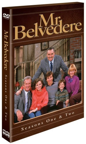 Mr. Belvedere Season 1 2 DVD