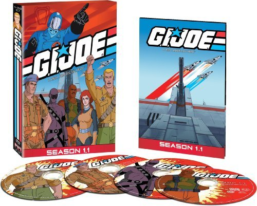 G.I. Joe A Real American Hero Season 1.1 Nr 4 DVD