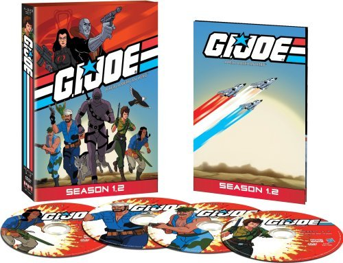 G.I. Joe A Real American Hero Season 1.2 Nr 4 DVD