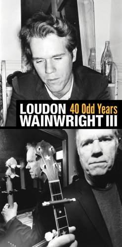 Loudon Iii Wainwright 40 Odd Years 4 CD 1 DVD