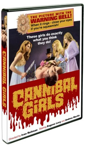 Cannibal Girls Levy Martin R