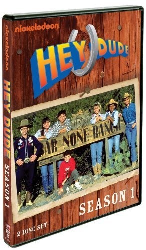 Hey Dude Season 1 DVD