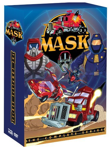 M.A.S.K The Complete Series M.A.S.K. Nr 12 DVD