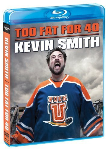 Kevin Smith Too Fat For 40 Blu Ray Ws Tvma 2 Br