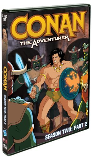 Conan The Adventurer Season 2 DVD Nr 2 DVD