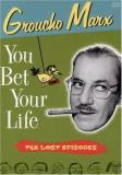 You Bet Your Life Lost Episode Groucho Marx Clr Nr