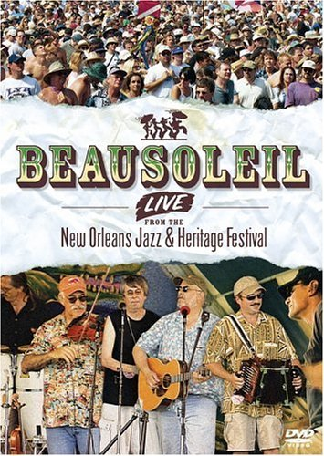 Beausoleil Beausoleil Live From The New