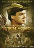 Adventures Of Robin Hood Adventures Of Robin Hood Comp Complete Series Nr 11 DVD