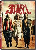 3 From Hell Haig Zombie Moseley DVD Nr