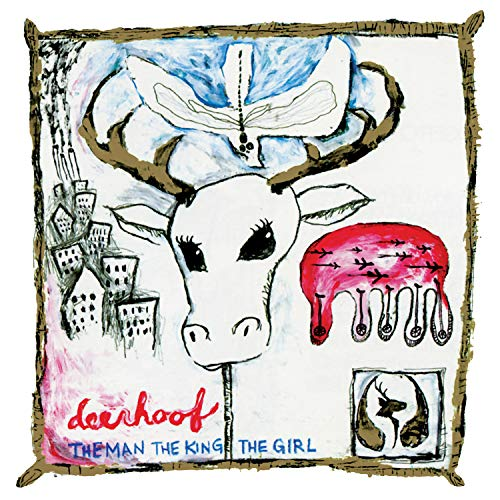 Deerhoof The Man The King The Girl Colored Vinyl W Download Card