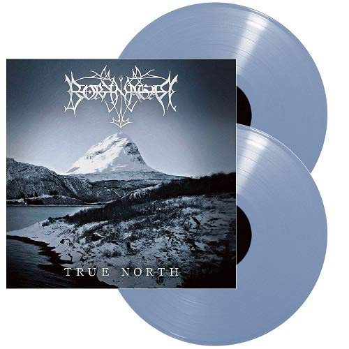 Borknagar True North (metallic Silver Vinyl) 2 Lp 180g