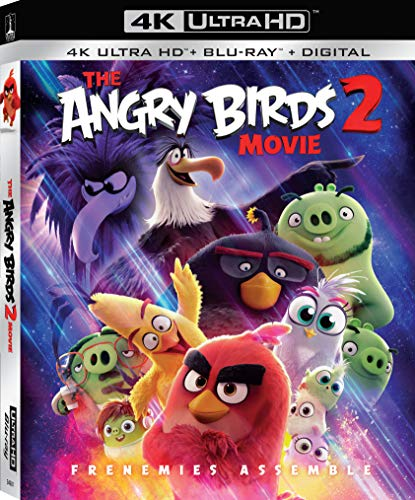 The Angry Birds Movie 2 Angry Birds Movie 2 4khd Pg