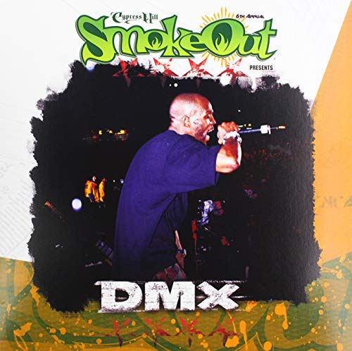 Dmx The Smoke Out Festival Presents Rsd Bf Exclusive Ltd. 3000