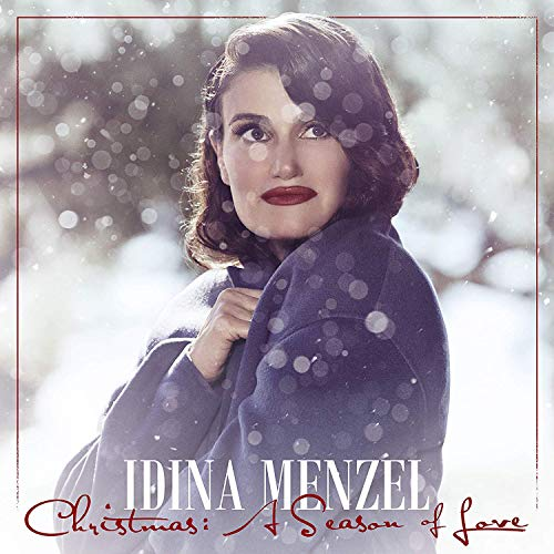 Idina Menzel Christmas A Season Of Love 2 Lp