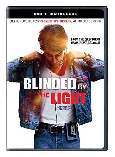 Blinded By The Light Kalra Chir Ganatra DVD Pg13