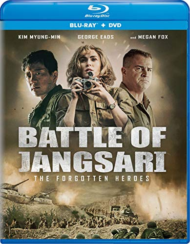 Battle Of Jangsari Fox Eads Mcinnis Blu Ray Nr
