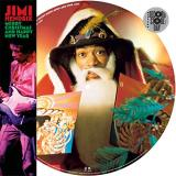Jimi Hendrix Merry Christmas & Happy New Year 140g Vinyl Picture Disc Numbered Rsd Bf Exclusive