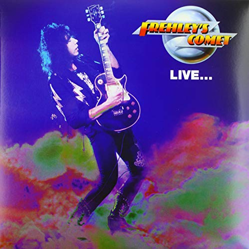 Ace Frehley Frehley's Comet Live… Rsd Bf Exclusive Ltd. 2700
