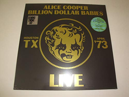 Alice Cooper Billion Dollar Babies (live) Rsd Bf Exclusive Ltd. 6000