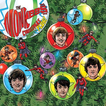 Monkees Christmas Party.The Monkees Christmas Party Plus