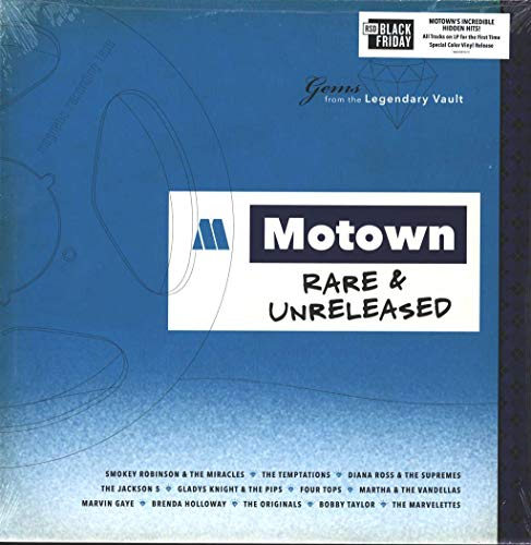 motown-rare-unreleased-motown-rare-unreleased-opaque-blue-vinyl-rsd-bf-exclusive-ltd-4000