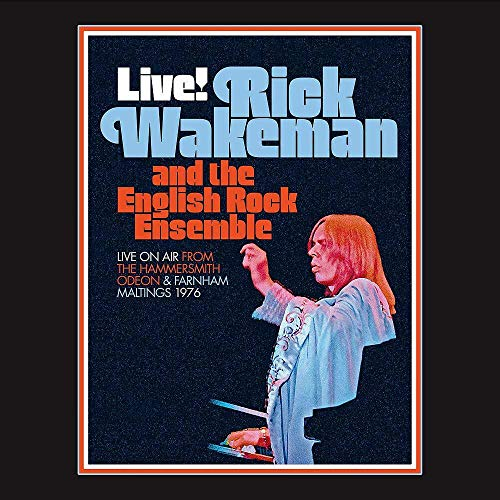 Rick Wakeman Live On The Radio .