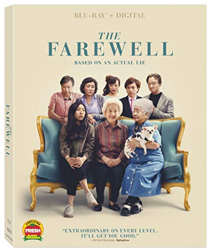 The Farewell Awkwafina Zhao Blu Ray Dc Pg