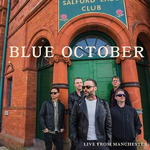 Blue October Live From Manchester