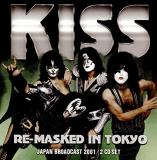 Kiss Re Masked In Tokyo
