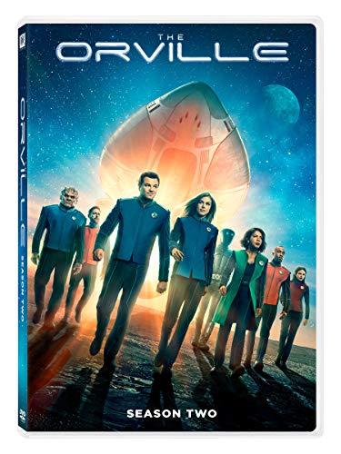 The Orville Season 2 DVD Nr