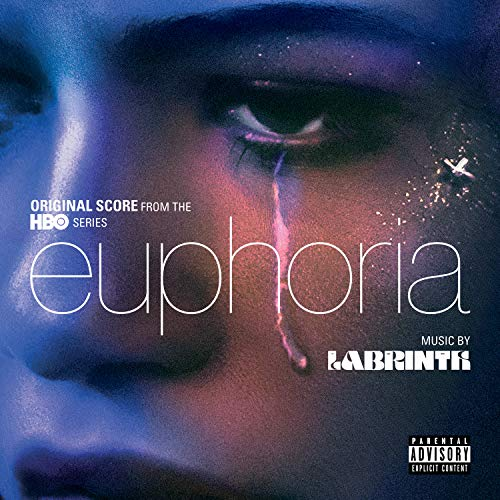 Euphoria Score (purple Pink Splatter) 2 Lp Purple Pink Splatter 2lp