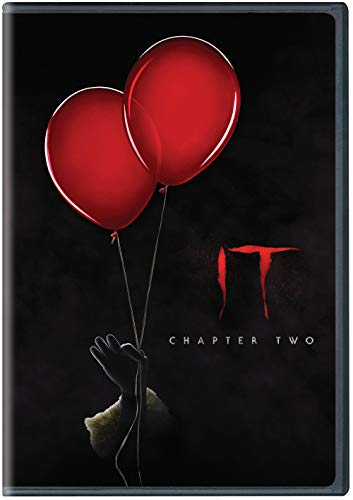 It Chapter 2 (2019) Chastain Mcavoy Hader Mustafa Skarsgard DVD R