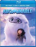 Abominable Abominable Blu Ray DVD Dc Pg
