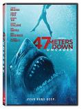 47 Meters Down Uncaged Nelisse Foxx Tju Stallone DVD Pg13