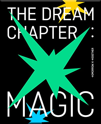 Tomorrow X Together The Dream Chapter Magic [arcadia] Black Art