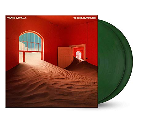 tame-impala-the-slow-rush-2-lp-forest-green-vinyl