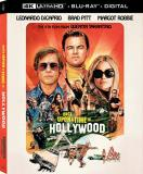 Once Upon A Time In Hollywood Dicaprio Pitt Robbie 4khd R