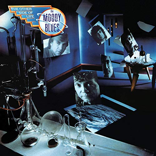 The Moody Blues The Other Side Of Life 180 Gram Translucent Moody Blue Audiophile Vinyl Anni