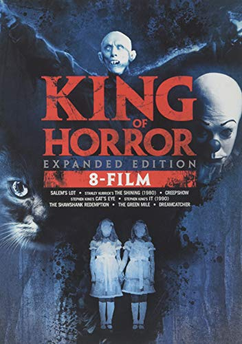King Of Horror Expanded Edition King Of Horror Expanded Edition