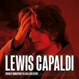 Lewis Capaldi Divinely Uninspired To A Hellish Extent Deluxe Ltd. Red Jewel Case