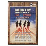 Country Music Live At The Ryman Pbs DVD Nr
