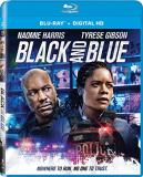 Black & Blue Harris Gibson Colter Grillo Blu Ray Dc R