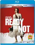 Ready Or Not Weaving Brody O'brien Blu Ray Dc R