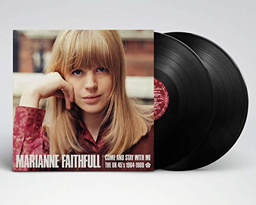 marianne-faithfull-come-stay-with-methe-uk-45s-1964-1969-2-lp